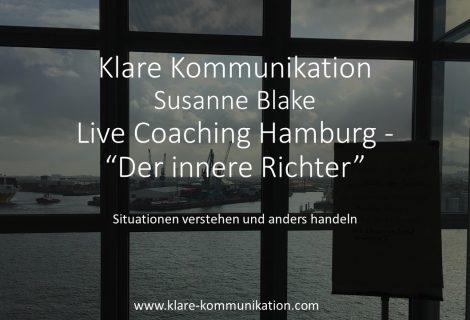 Coaching Hamburg der innere Richter