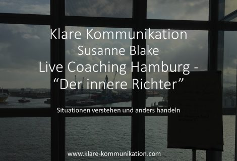 Coaching Hamburg der innere Richter